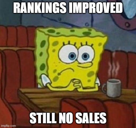 No sales meme